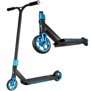 Chilli Pro Reaper Reloaded Ghost Blue Complete Pro Stunt Scooter