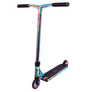 RIDE 858 SCOOTERS GR COMPLETE STUNT SCOOTER, OIL SLICK