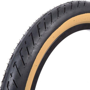 Fit T/A BMX Tan Wall Tyre 2.4""