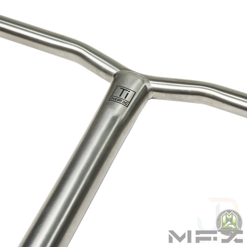 MGP MFX BAMF Titanium Scooter Bars  26in X 26in