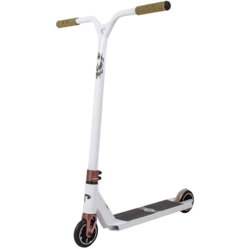 PHOENIX SEQUEL Complete Scooter Satin White
