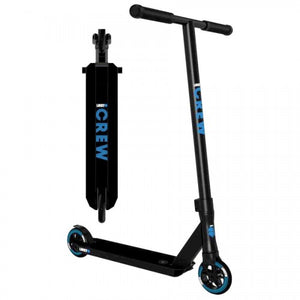 Lucky Crew Stunt Scooter - Black