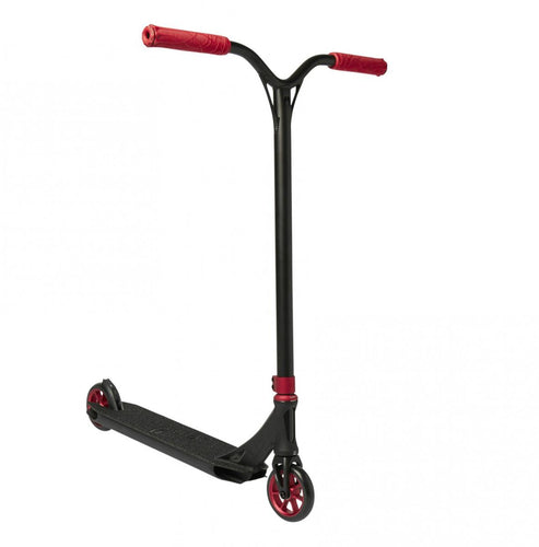 Ethic Artefact V2 Complete Scooter Black/Red