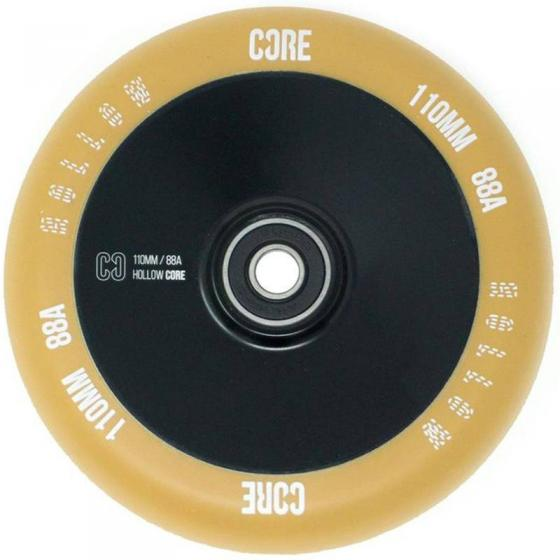 CORE Hollow Stunt Scooter Wheel V2 110mm - Gum Black