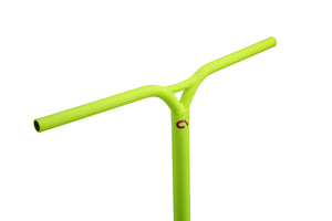 Claudius Vertesi Sig Titanium Bar- Neon Yellow