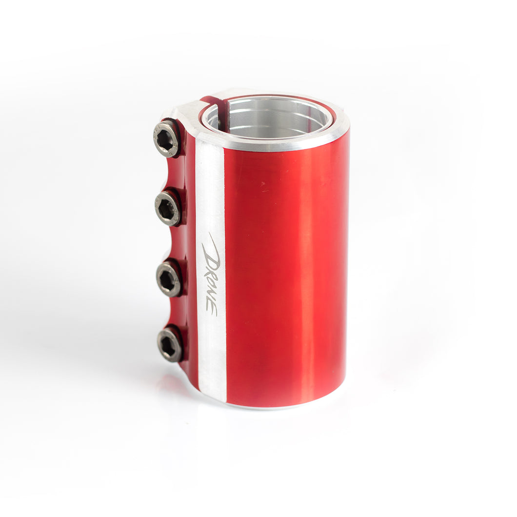 Drone Contrast SCS Scooter Compression Clamp - Red