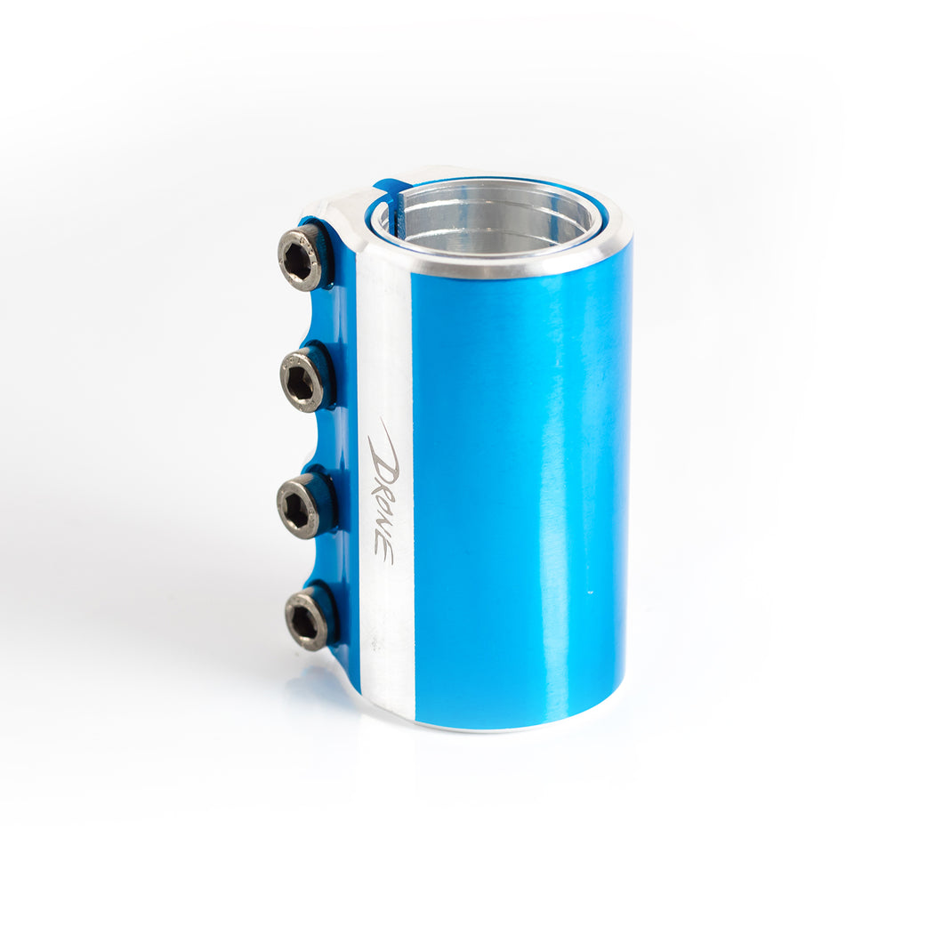 Drone Contrast SCS Scooter Compression Clamp - Blue