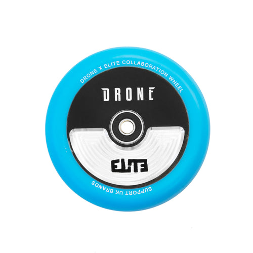 Drone x Elite Hollowcore Wheel Blue PU