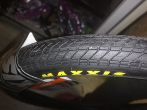 "Maxxis Grifter BMX tyre 20 x 2.1"" Single ply, steel bead"