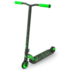 MGP VX8 Pro Black/Green Complete Scooter
