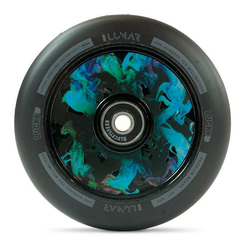 LUCKY LUNAR HOLLOW CORE WHEEL 110mm - Super Nova