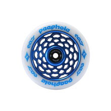 Load image into Gallery viewer, Sacrifice Spy PeepHole Blue 110mm Wheels (Sold In Pairs)