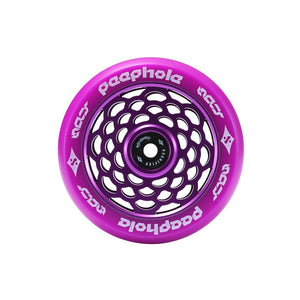 Sacrifice Spy PeepHole Purple 110mm Wheels (Sold In Pairs)