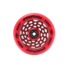 Load image into Gallery viewer, Sacrifice Spy PeepHole Red 110mm Wheels (Sold In Pairs)