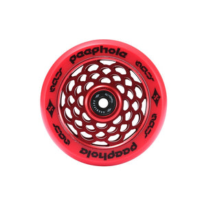 Sacrifice Spy PeepHole Red 110mm Wheels (Sold In Pairs)