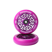 Load image into Gallery viewer, Sacrifice Spy PeepHole Purple 110mm Wheels (Sold In Pairs)