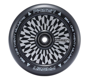 Fasen Hypno Offset 120mm Scooter Wheel - Black