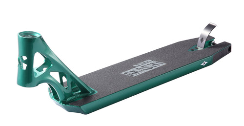 Sacrifice V2 Akashi 120 Scooter Deck Racing Green