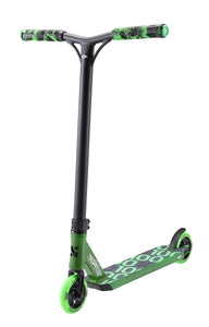 Sacrifice V2 Flyte 100 Complete Scooter Green/Quake