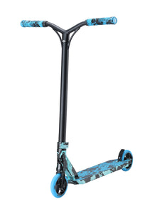 Sacrifice V2 Flyte 120 Complete Scooter Teal Black Splat