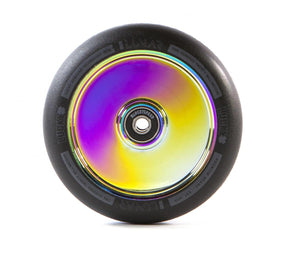 Lucky Lunar Hollow Core 110mm Scooter Wheel - Neochrome