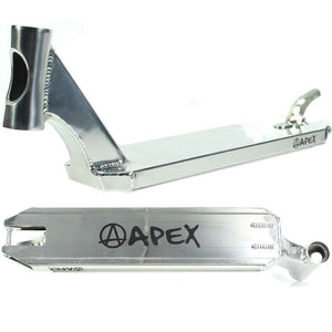 Apex Pro Scooter Deck 600mm Polished