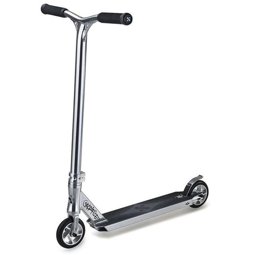 SACRIFICE SCOOTERS FLYTE 100 COMPLETE STUNT SCOOTER - POLISHED