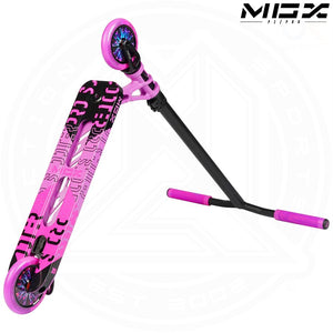 "MGP MGX P1 - PRO 4.5"" - PURPLE/PINK Complete scooter"