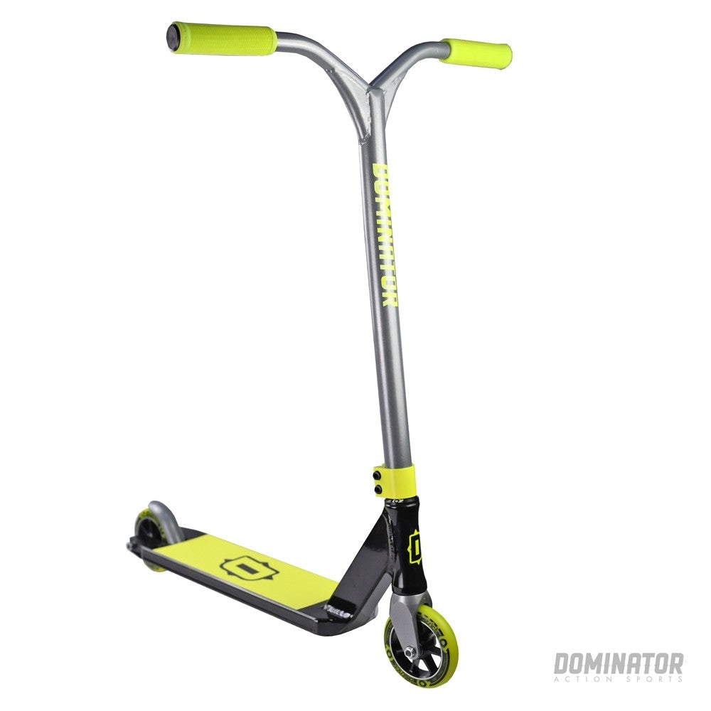 Dominator Airborne - Black Neon Yellow