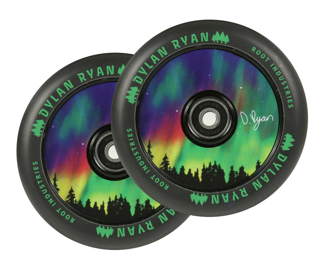 Root Ind. Air Scooter Wheels Pair Dylan Ryan 110mm