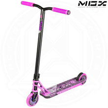 "Load image into Gallery viewer, MGP MGX P1 - PRO 4.5"" - PURPLE/PINK Complete scooter"