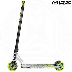 "MGP MGX P1 - PRO 4.5"" - GREY/LIME Complete scooter"