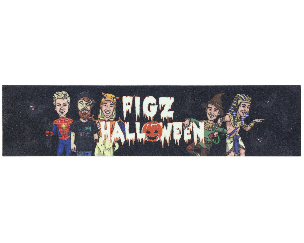Figz Collection Griptape | Halloween Glow-In-The-Dark