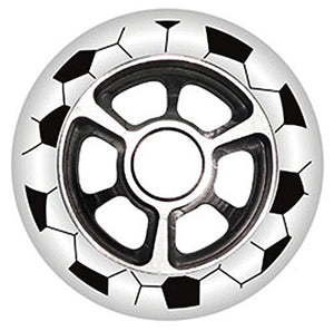 Yak 100mm Scooter Wheel White