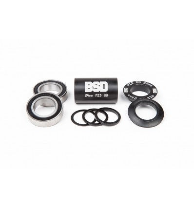 BSD Substance Spanish BB 24mm Black