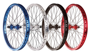 "Halo Priest 20"" Front Wheel Blue"