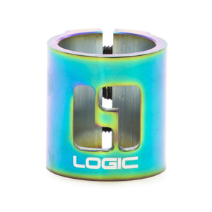 Logic 2 Bolt Clamp Oilslick