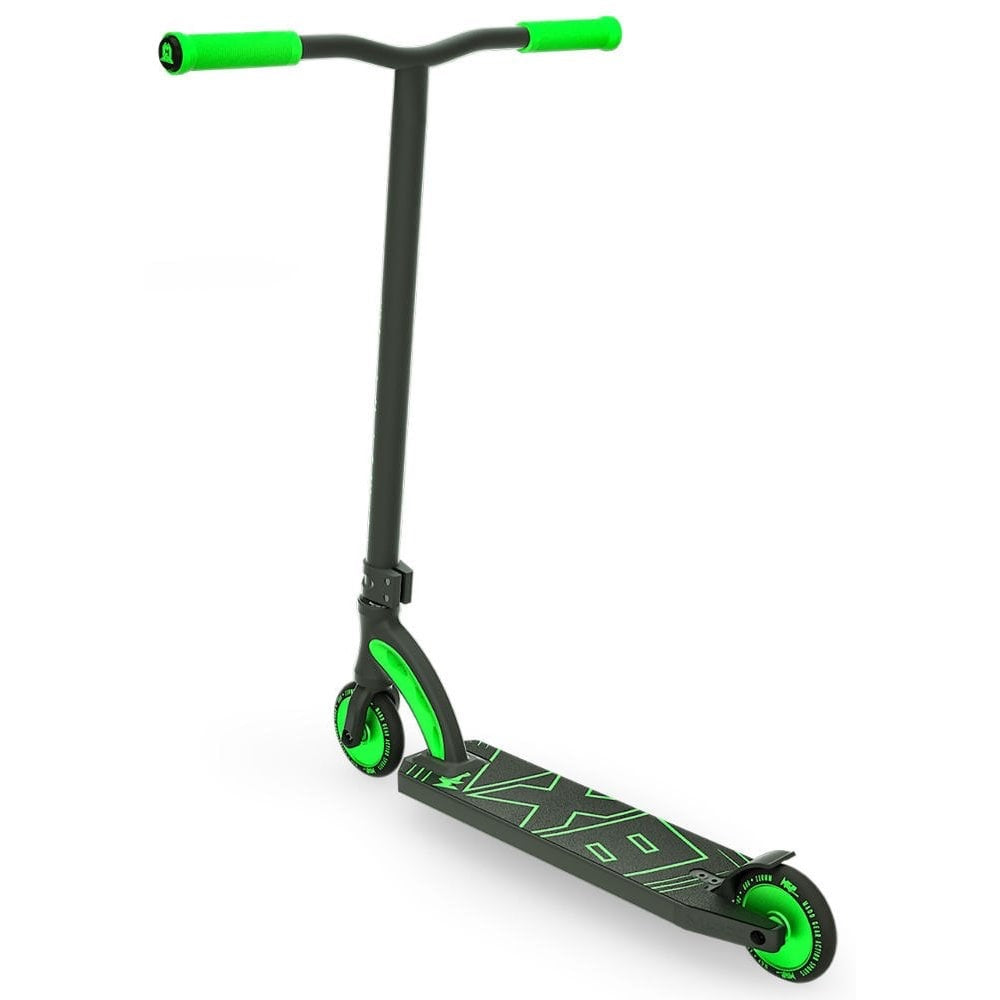 MGP VX8 Pro Black And Lime Complete Scooter