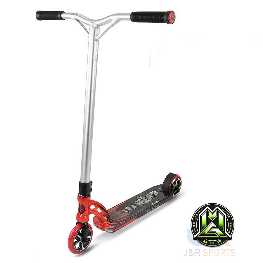 Madd Gear MGP VX6 Extreme Limited Edition Complete Scooter - Invasion