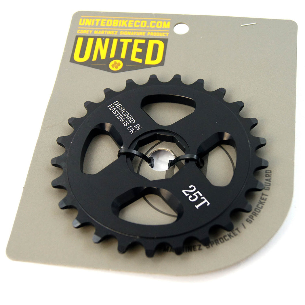 United 25T Spline drive sprocket