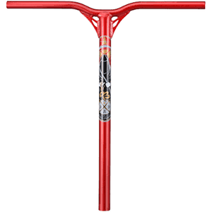 Blunt Reaper v2 bars 650mm Red