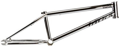 Total BMX Voltron V2 Frame Chrome