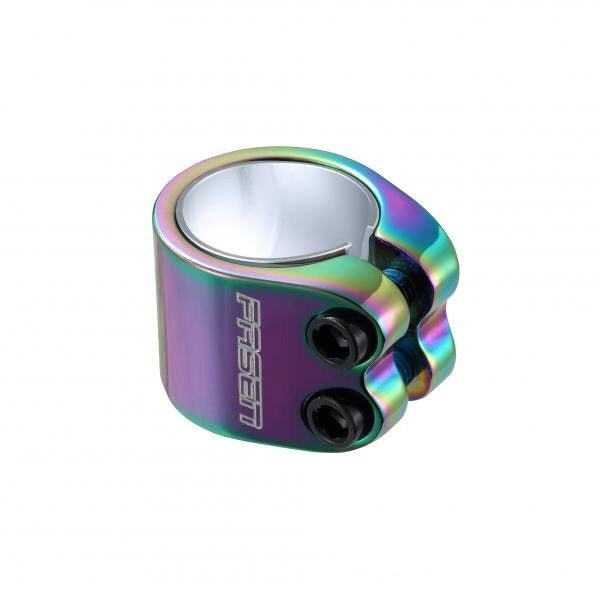 Fasen 2 Bolt Clamp-OilSlick