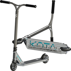 Kota Icon Complete Scooter - Polished