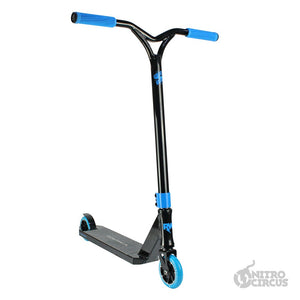Nitro Circus Ryan Williams CX1 Complete Scooter - Gloss Black / Blue