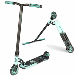 "MGP VX ORIGIN PRO 4.5"" COMPLETE SCOOTER TEAL/BLACK"