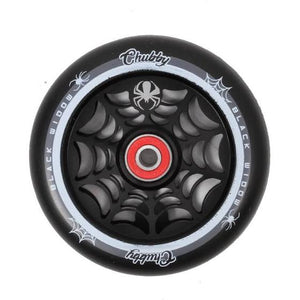 Chubby Wheels Black Widow Scooter Wheel 110mm