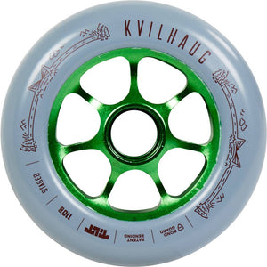 Tilt Tom Kvilhaug Signature Scooter Wheel - Grey Green