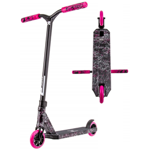 ROOT TYPE R PRO SCOOTER BLACK-PINK-WHITE