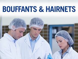 Bouffants and Hairnets